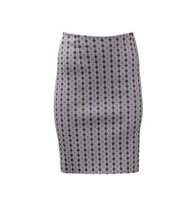 equestrian Skirt Grey