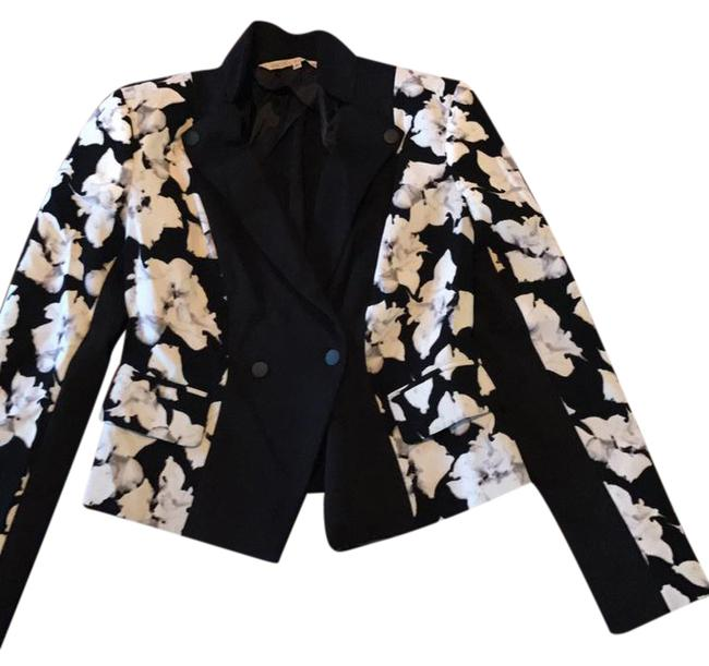 Preload https://item1.tradesy.com/images/rachel-roy-black-white-and-grey-floral-blazer-size-0-xs-21564435-0-1.jpg?width=400&height=650
