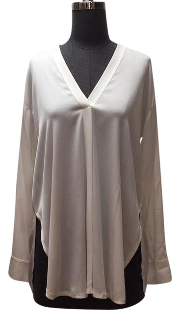 Preload https://item3.tradesy.com/images/vince-white-silk-long-sleeve-blouse-size-2-xs-21564782-0-2.jpg?width=400&height=650