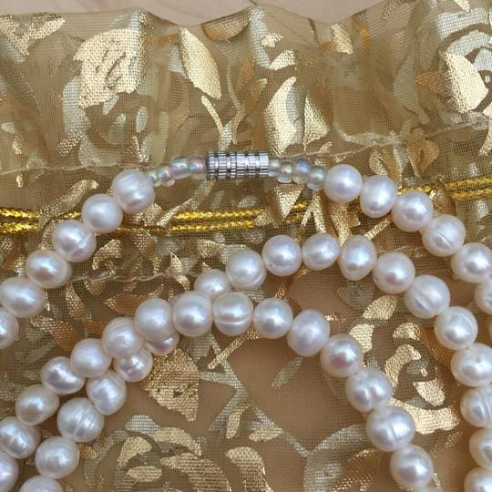 Other Set of Freshwater Pearls Necklace and Bracelet