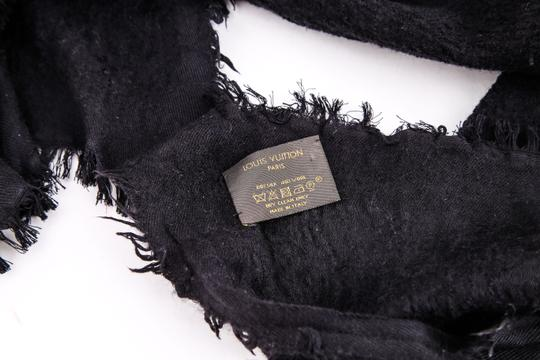 Louis Vuitton Louis Vuitton Scarf Scarf Black
