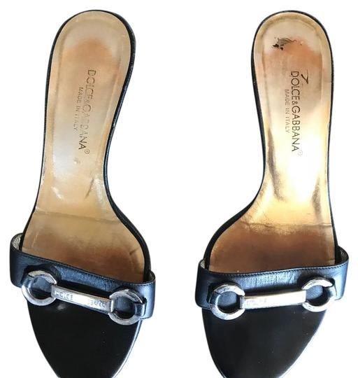 Preload https://item4.tradesy.com/images/dolce-and-gabbana-black-d-and-g-sandals-size-us-5-regular-m-b-21565078-0-2.jpg?width=440&height=440