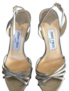 Jimmy Choo Silver Formal