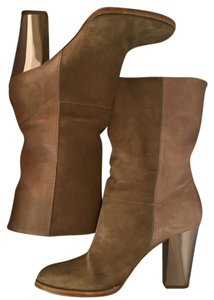 Jimmy Choo Taupe Boots