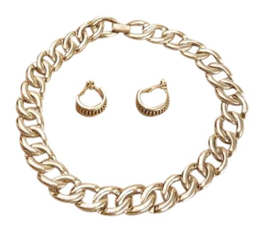 Preload https://item1.tradesy.com/images/napier-silver-and-clip-earrings-necklace-21565245-0-2.jpg?width=440&height=440