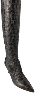 Bollywould Dark Brown Boots