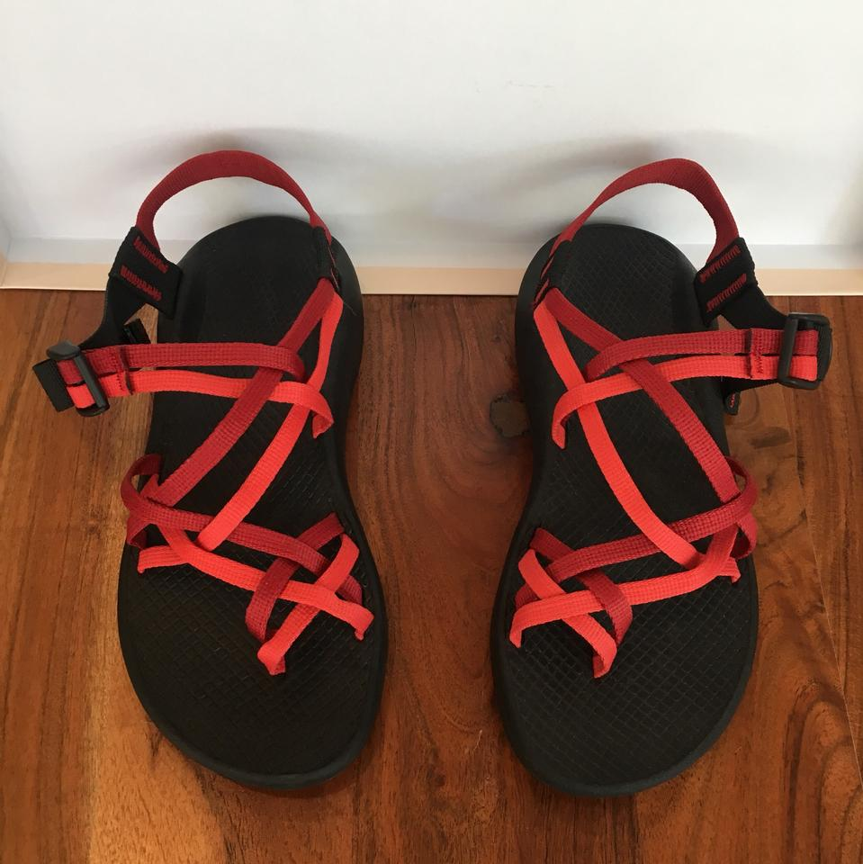 7626ec8663df Chaco Red Sandals Size US 8 Regular (M