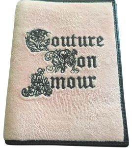 Juicy Couture juicy couture passport cover