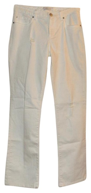 Preload https://item4.tradesy.com/images/white-light-wash-women-s-boot-cut-jeans-size-32-8-m-21565428-0-2.jpg?width=400&height=650
