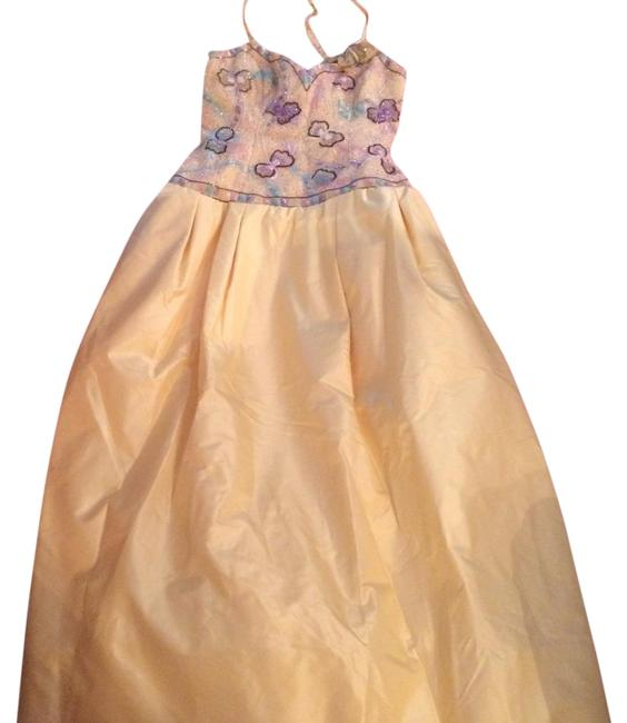 Preload https://img-static.tradesy.com/item/21565543/yellow-ballgown-formal-dress-size-12-l-0-2-650-650.jpg