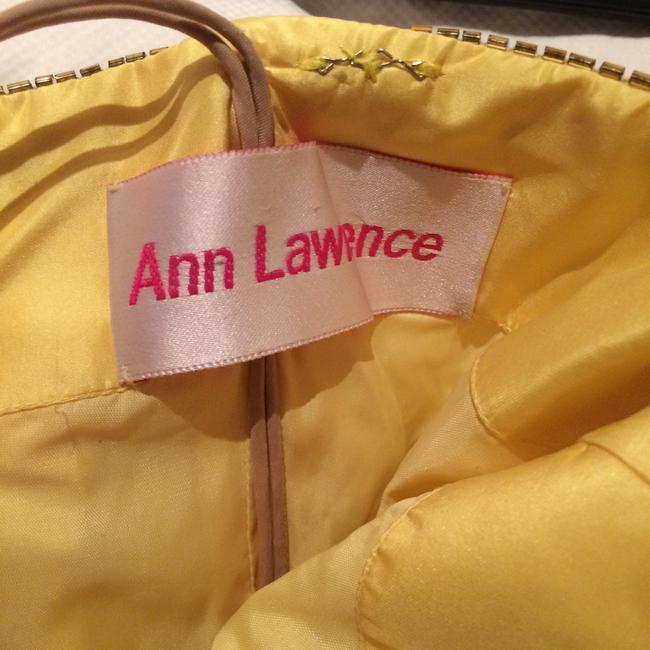 Ann Lawrence Ballgown Corset Dress