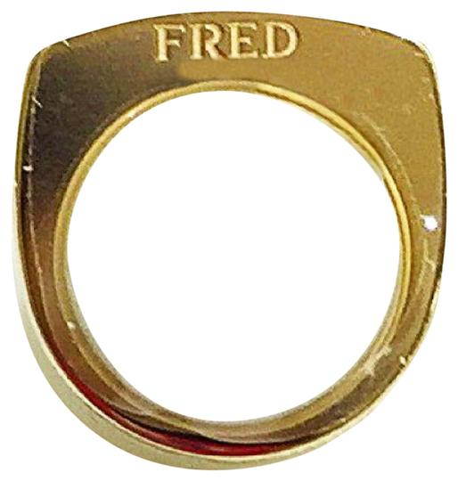 Preload https://item4.tradesy.com/images/fred-mini-success-18-karat-yellow-gold-ring-21565563-0-3.jpg?width=440&height=440