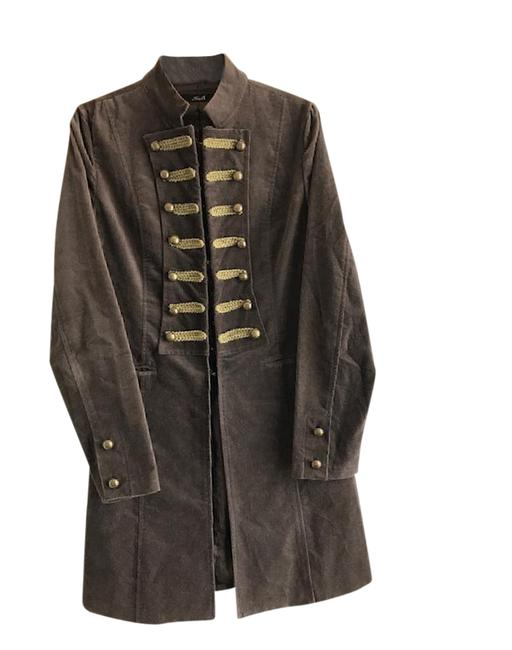 Preload https://item5.tradesy.com/images/taupebrown-military-long-size-4-s-21565739-0-2.jpg?width=400&height=650