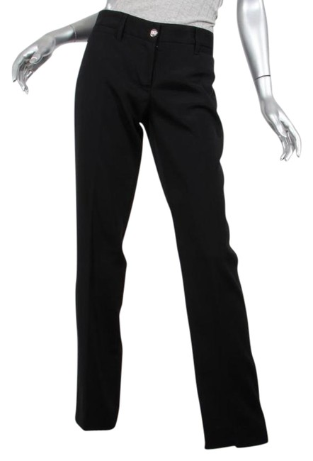 Preload https://item3.tradesy.com/images/dolce-and-gabbana-black-leg-classic-trousers-straight-leg-pants-size-6-s-28-21565762-0-2.jpg?width=400&height=650