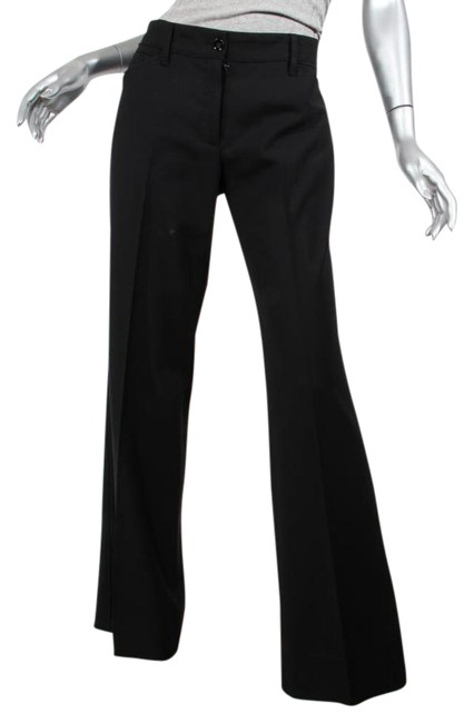 Preload https://item4.tradesy.com/images/dolce-and-gabbana-black-leg-piping-classic-trouser-straight-leg-pants-size-6-s-28-21565778-0-3.jpg?width=400&height=650