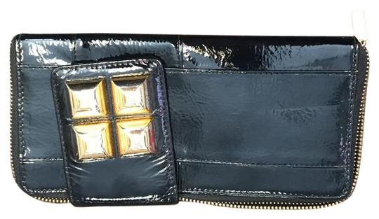 Preload https://item2.tradesy.com/images/shine-black-while-it-wallet-21565796-0-2.jpg?width=440&height=440