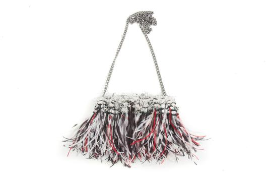 Preload https://item4.tradesy.com/images/chanel-purse-black-white-red-grey-satin-and-feathers-cross-body-bag-21565848-0-0.jpg?width=440&height=440