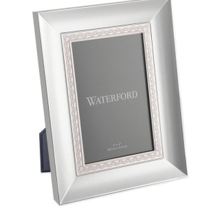 Waterford Silver Photo Frame