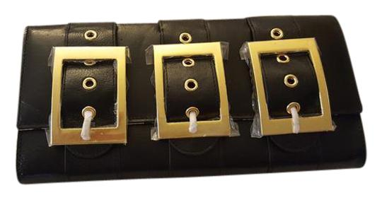Preload https://item3.tradesy.com/images/black-leather-clutch-21565992-0-2.jpg?width=440&height=440