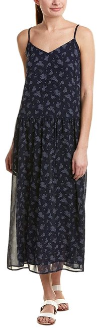 Preload https://img-static.tradesy.com/item/21566015/vince-blue-navy-vx60250844-calico-floral-shirred-waist-mid-length-casual-maxi-dress-size-4-s-0-6-650-650.jpg