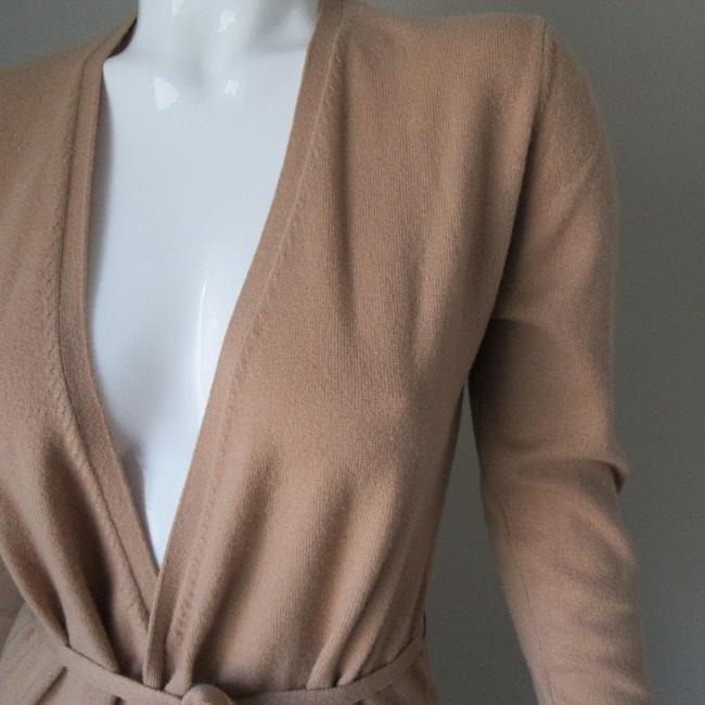 Autumn Cashmere Duster Maxi Belted Robe Cardigan