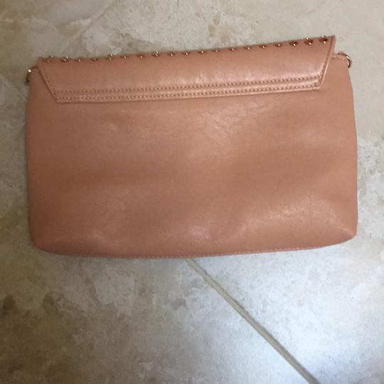 Call It Spring Nude Clutch