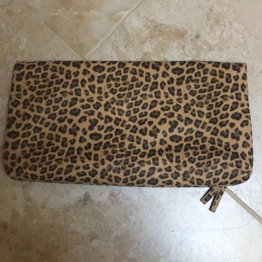 No Name Tan Clutch