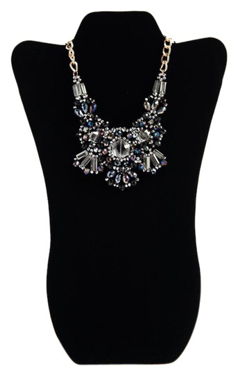 Preload https://item3.tradesy.com/images/gold-tone-black-fantasy-by-necklace-21566152-0-2.jpg?width=440&height=440