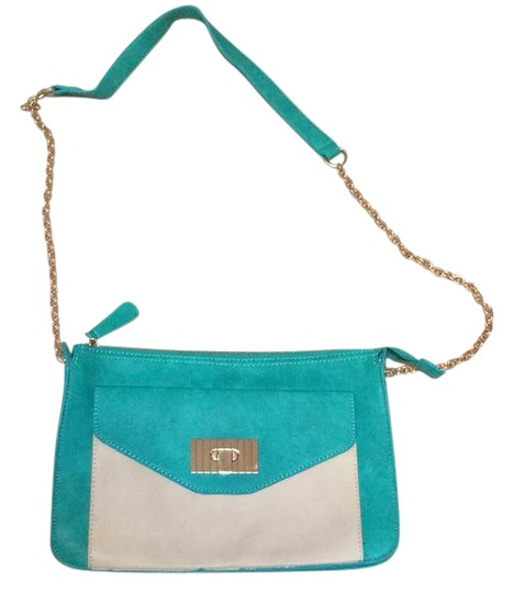 Preload https://img-static.tradesy.com/item/21566164/urban-expressions-seafoam-faux-leather-shoulder-bag-0-2-540-540.jpg