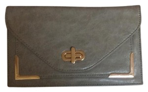 Urban Expressions Gray Clutch