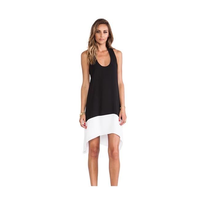 Preload https://item2.tradesy.com/images/bcbgmaxazria-black-combo-kylie-color-mid-length-night-out-dress-size-4-s-21566326-0-0.jpg?width=400&height=650