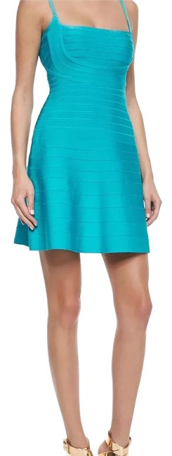 Preload https://img-static.tradesy.com/item/21566438/herve-leger-turquoise-novia-short-cocktail-dress-size-6-s-0-2-650-650.jpg