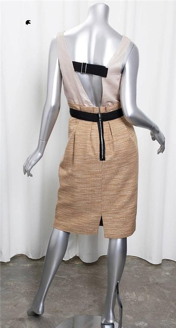 Dolce&Gabbana short dress Gold on Tradesy