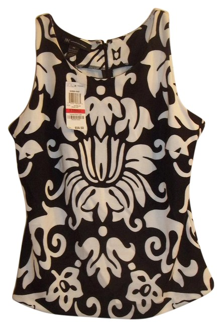 Preload https://item5.tradesy.com/images/inc-international-concepts-black-white-wpl8046-blouse-size-2-xs-21566474-0-2.jpg?width=400&height=650