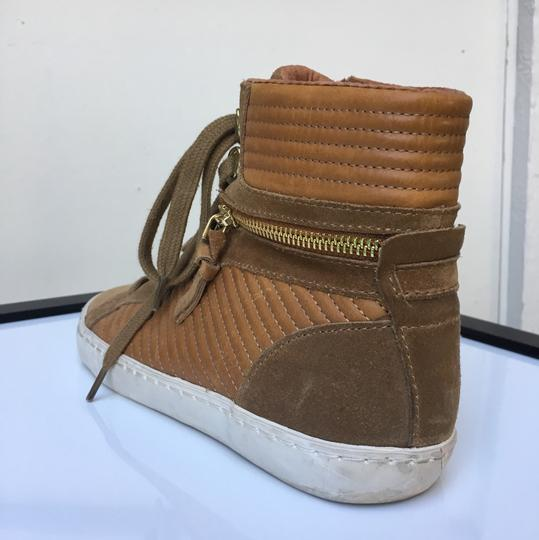 French Connection Tan Athletic