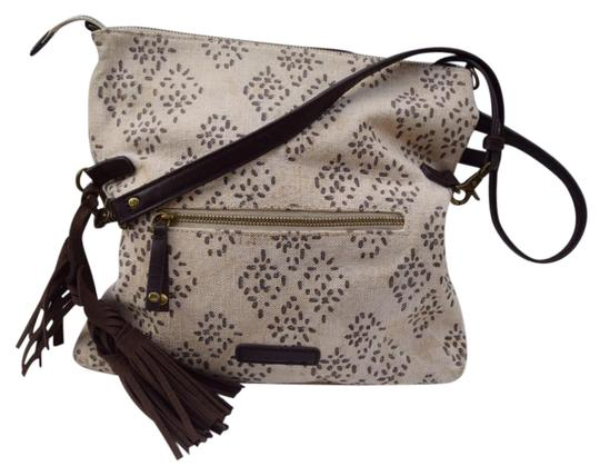 Preload https://img-static.tradesy.com/item/21567220/lucky-brand-beige-and-brown-cotton-and-linen-cross-body-bag-0-2-540-540.jpg