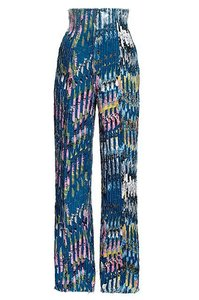 H&M Eddy Anemian Design Award Winner Floral Deconstructed Pants Size US 4