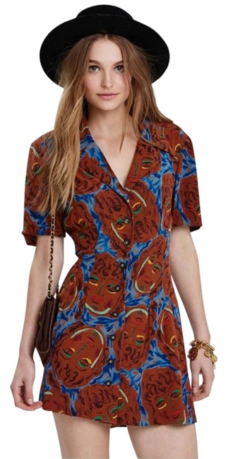 Preload https://item4.tradesy.com/images/new-button-short-casual-dress-size-4-s-21567443-0-2.jpg?width=400&height=650
