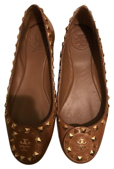 Preload https://img-static.tradesy.com/item/21567531/tory-burch-brown-leather-flats-size-us-6-regular-m-b-0-2-540-540.jpg