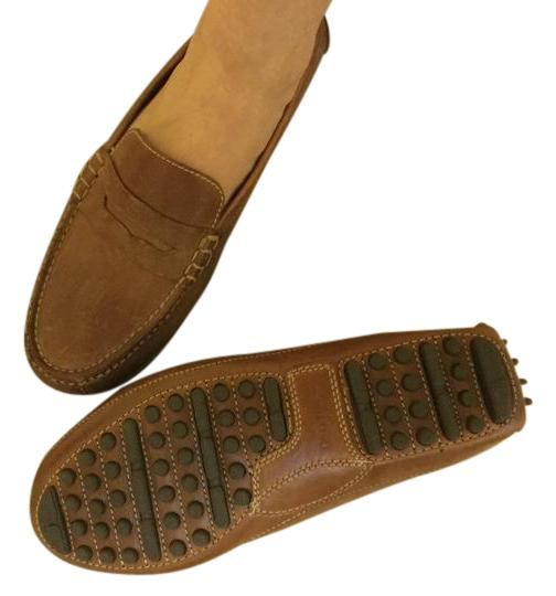 Preload https://item2.tradesy.com/images/cole-haan-camel-grant-loafer-flats-size-us-85-regular-m-b-21567611-0-1.jpg?width=440&height=440