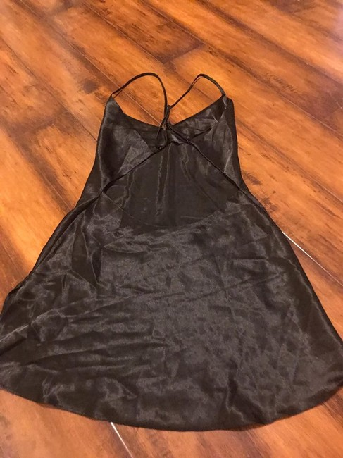 Victoria's Secret short dress black on Tradesy