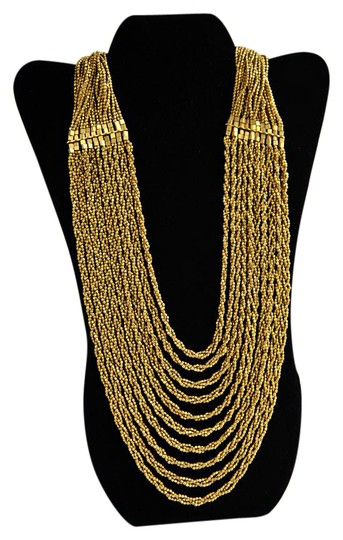 Preload https://item3.tradesy.com/images/gold-tone-brass-necklace-21567787-0-3.jpg?width=440&height=440