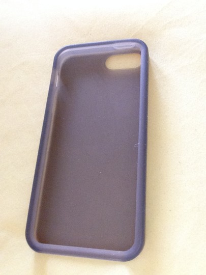 Target Grey Silicone iPhone 5/5S Case Image 1