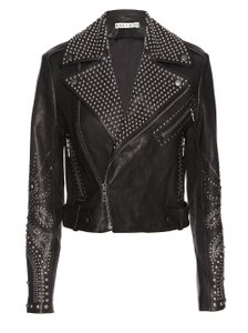 Alice + Olivia Black Jacket