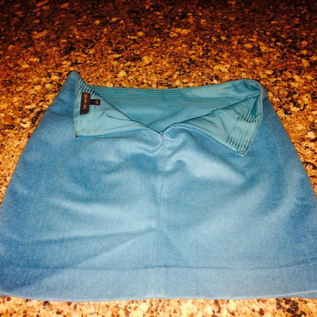The Limited Mini Skirt Electric Blue