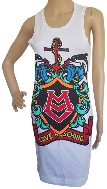 Preload https://item5.tradesy.com/images/moschino-white-red-multicolor-love-sleeveless-t-shirt-mini-mid-length-casual-maxi-dress-size-6-s-21567954-0-5.jpg?width=400&height=650