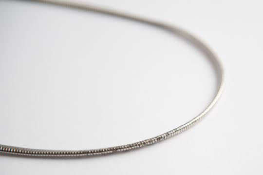 Vintage Vintage Chain 70' in silver and gold tone