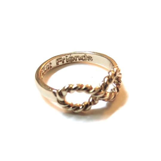 Other best friend infinity ring