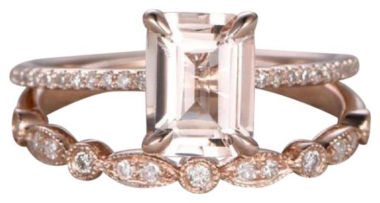 Preload https://img-static.tradesy.com/item/21568311/morganite-diamond-wedding-set-ring-0-1-540-540.jpg