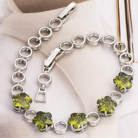 Silver/Olive Deal Bogo Free Any Two Listings For Just One Price Free Shipping Bracelet